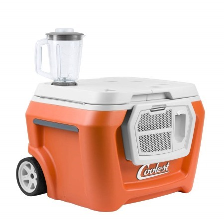 The Coolest Cooler, nevera multifuncion
