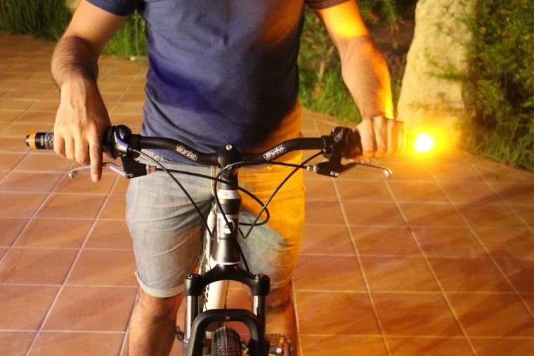 WingLights, intermitentes para el manillar de la bicicleta