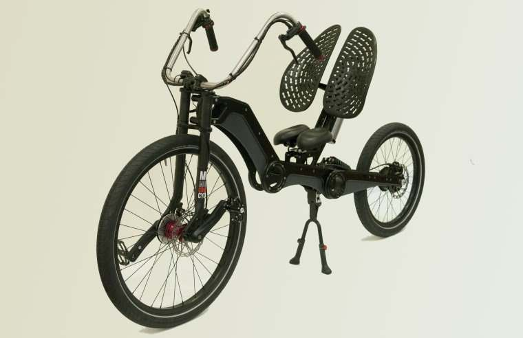MC2 Chopper, bicicleta electrica