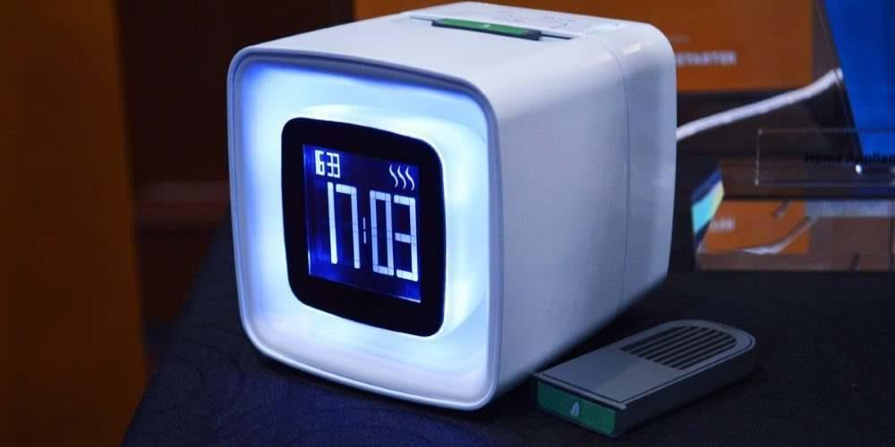 SensorWake, el primer despertador olfativo del mundo