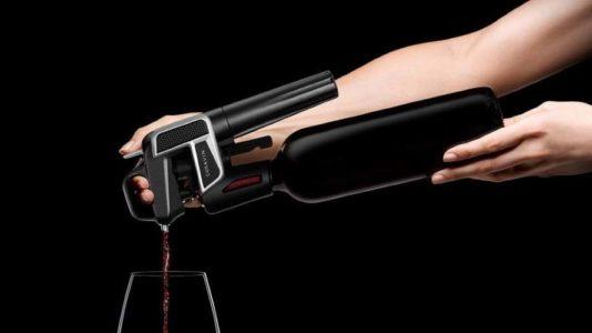 Coravin, sirve vino sin descorchar la botella