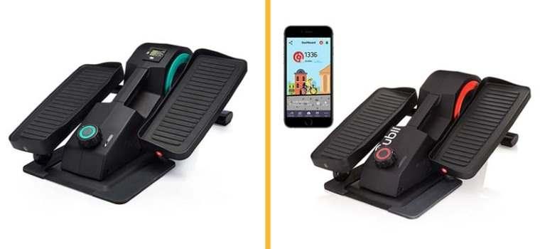 Cubii Jr, mini maquina de ejercicios elíptica para escritorio