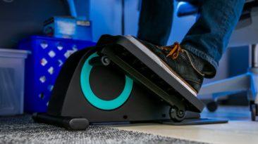 Cubii Jr, mini maquina de ejercicios eliptica para el escritorio