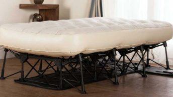 Ivation EZ-Bed, la mejor y mas confortable cama inflable