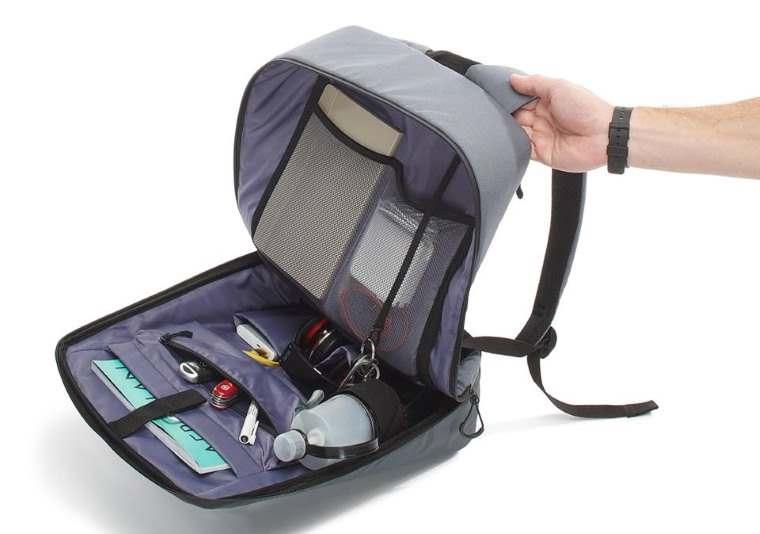 La mochila Pix