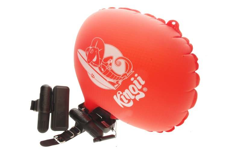 Kingii, salvavidas inflable wearable