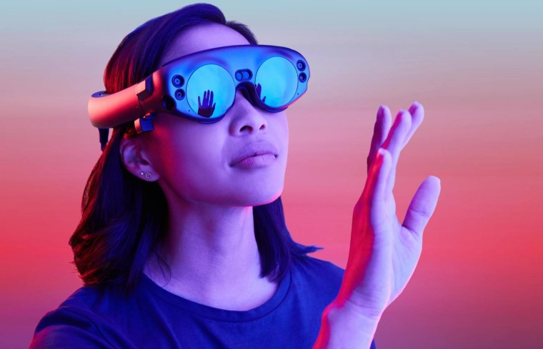 Magic Leap One, gafas realidad aumentada