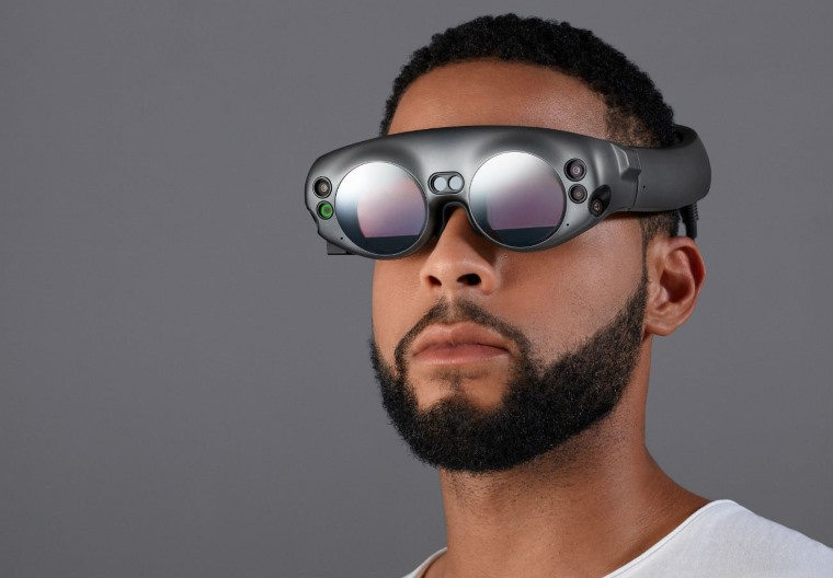 Magic Leap One, lentes de realidad aumentada