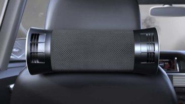 Airbubbl, limpiador de aire para el coche