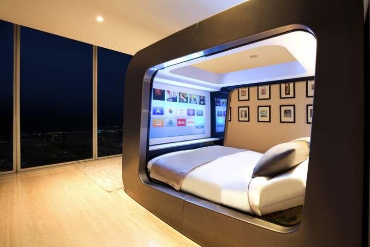 HiCan, la cama futurista