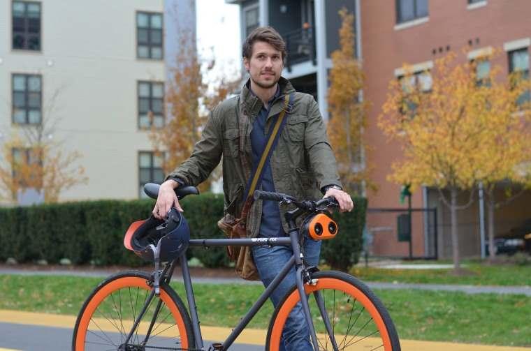 Loud Mini, bocina extra fuerte para la bici