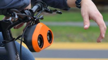 Loud Mini, bocina extra fuerte para la bicicleta