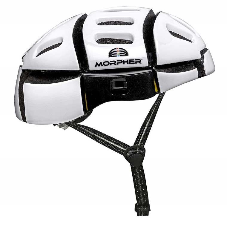 Morpher Flat, casco de bicicleta plebalbe