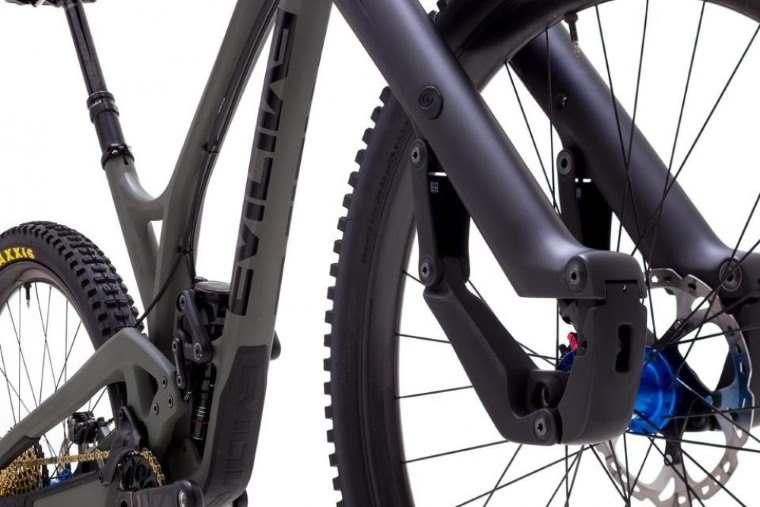 Trust Performance Message, horquilla de bici revolucionaria