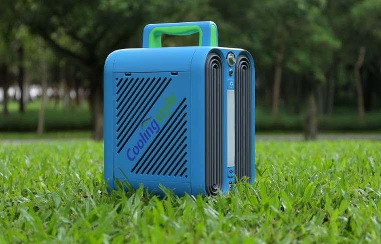 Coolingstyle, acondiccionador portatil de exterior