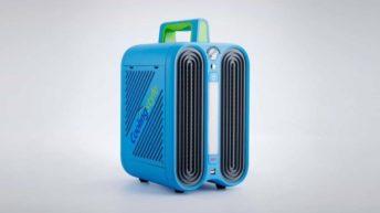 Coolingstyle, acondiccionador portatil para acampar
