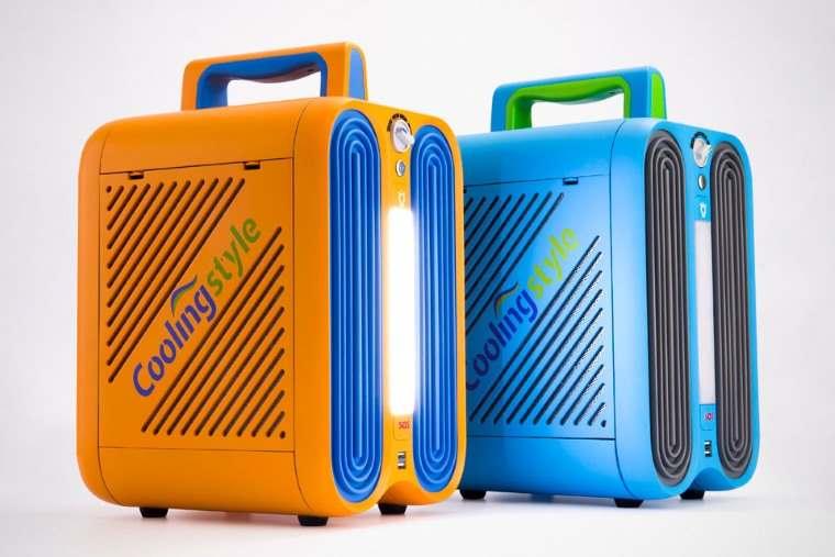 Coolingstyle, aire acondicionado portatil de exterior