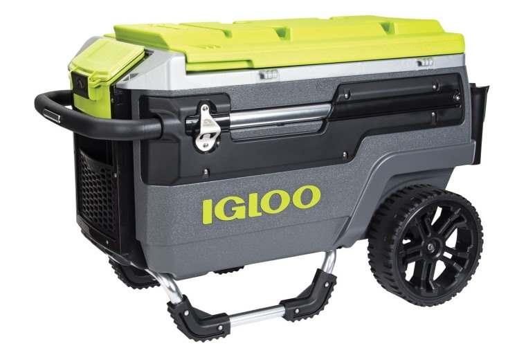 Igloo Trailmate, refrigerador de camping