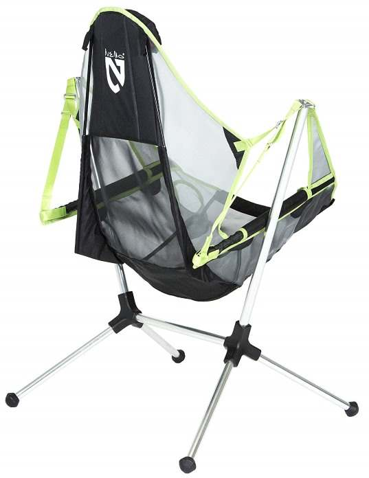 Stargaze Recliner, silla de camping que se balancea