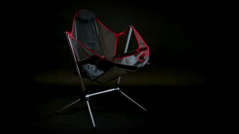 Stargaze Recliner, silla para acampar que se balancea y se reclina