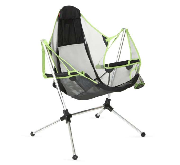Stargaze Recliner, silla para acampar que se balancea