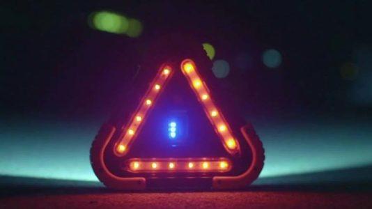 TRILIGHT, luz multifuncion para coche