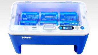Blue Quench QOOLER, enfria tus bebidas en 1 minuto