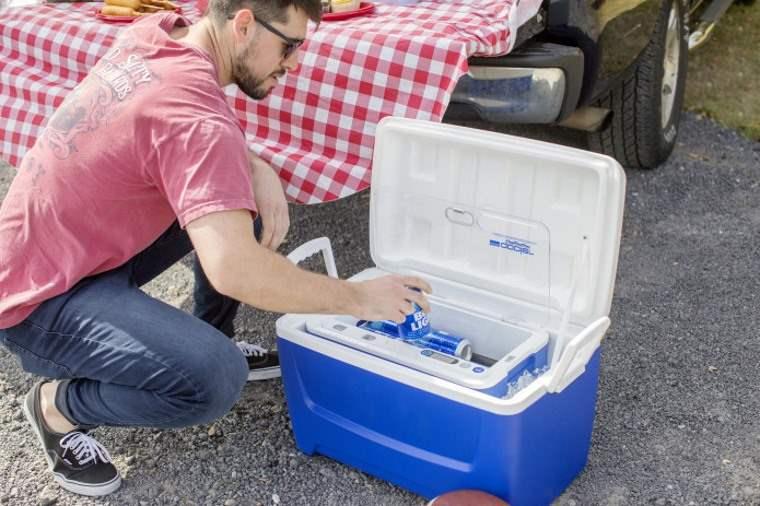 Blue Quench QOOLER, enfriador de bebidas