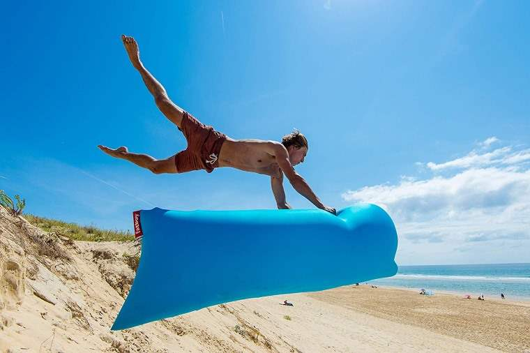Fatboy Lamzac, Sofa hinchable para la playa