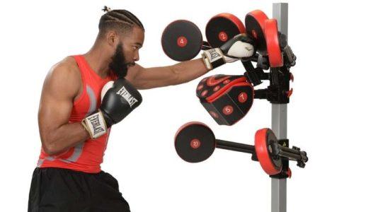 FightMaster, aparato entrenamiento boxeo