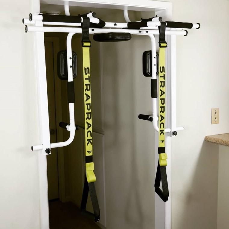 Straprack, maquina de ejercicios para casa