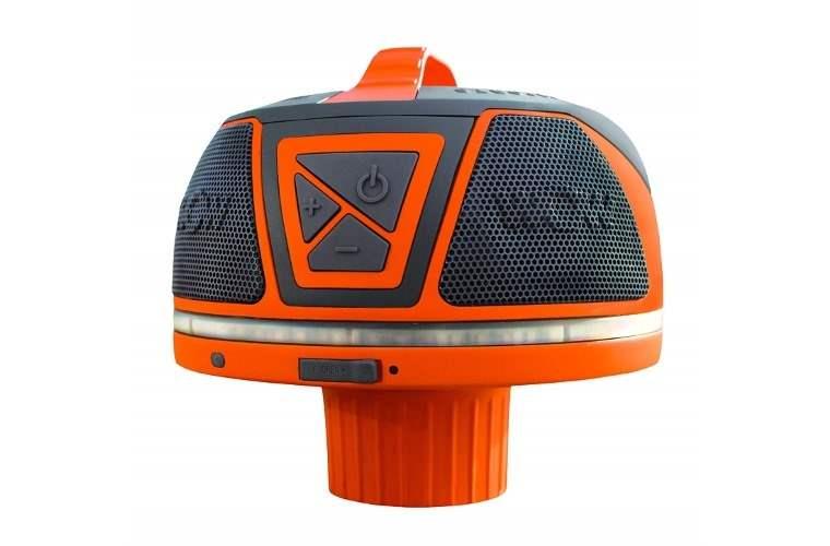 WOW-SOUND, altavoz bluetooth resistente al agua y con sonido de 360 grados