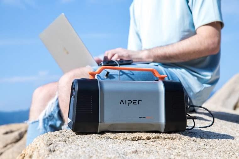 Aiper Flash 150W, estacion portatil de energia