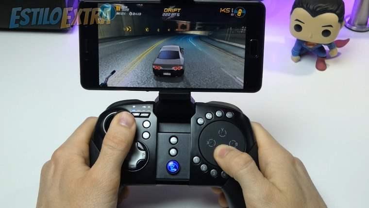 Gamesir G5, gamepad para Android