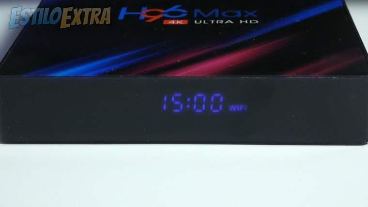Caracteristicas de la H96 MAX TV Box