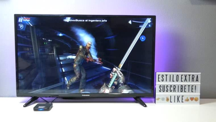 MECOOL KM9 PRO, TV Box para jugar