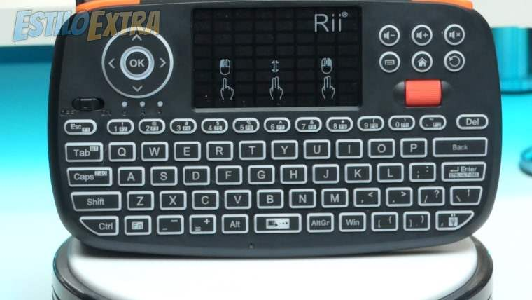 RII RT726 Bluetooth