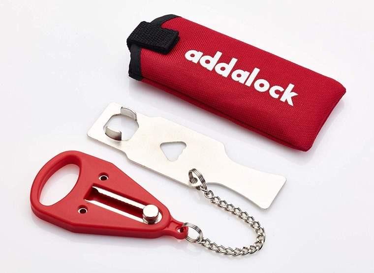 Addalock, Cerrojo portatil para puertas