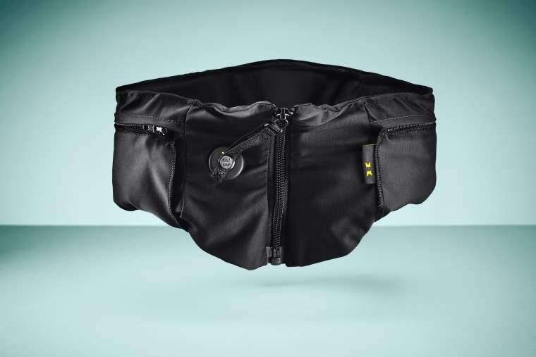 Airbag para bicicletas