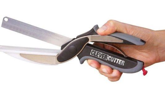 Clever Cutter Pro, Tijeras 2 en 1