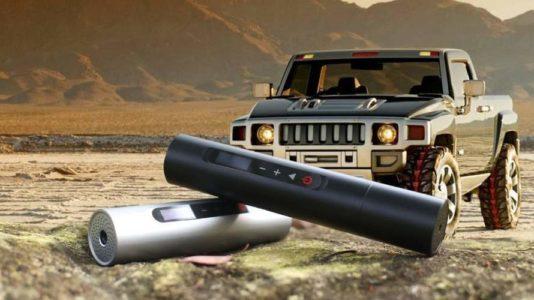 Norshire Mini Tire Inflator, el inflador de neumáticos que querrás tener