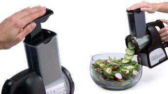 Presto Salad ShooterSlicer, rebanador de ensaladas electrico