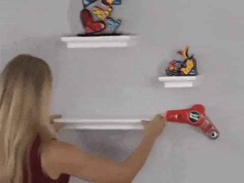 Recolector de polvo para perforaciones en pared