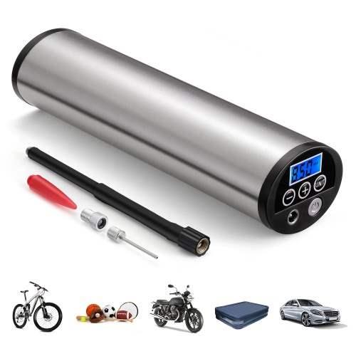 Inflador portatil de ruedas electrico