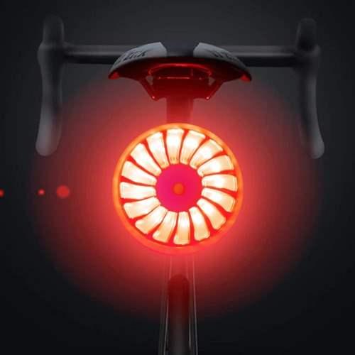 Luz inteligente bici