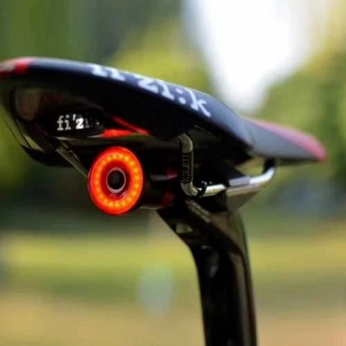 Luz trasera bici