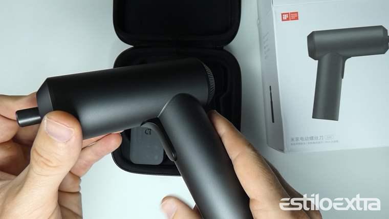 Analisis del destornillador eléctrico Xiaomi MiJia