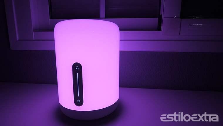 La nueva lampara inteligente de MiJia