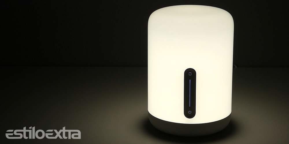 Xiaomi MiJia Bedside Lamp 2, la nueva lampara inteligente de Xiaomi