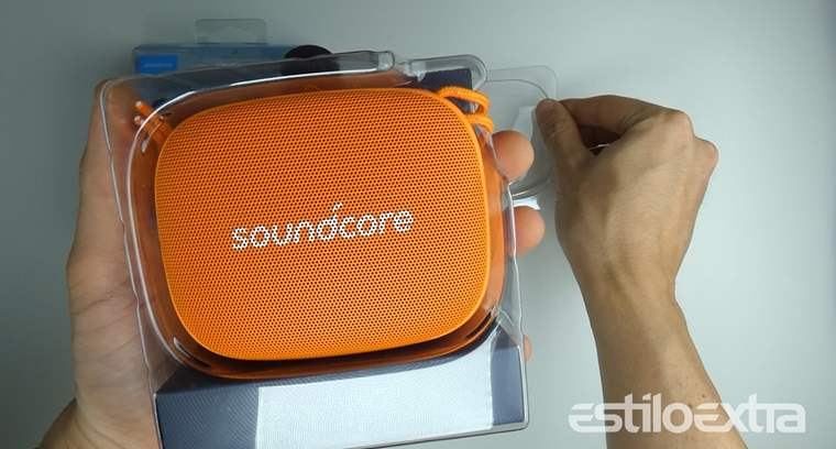 Unboxing del Anker Soundcore Icon Mini